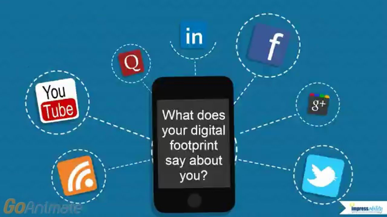 WHAT'S YOUR DIGITAL FOOTPRINT LOOK LIKE?